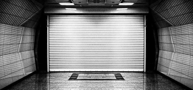 Повдигащи се гаражни врати